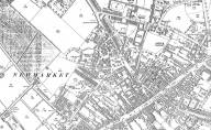 1926 Map of Newmarket