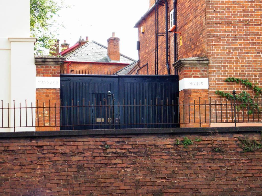 Terrace House U0026 Stables Front Entrance